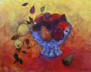 Spanish Compote of Fruit by Ann Oram